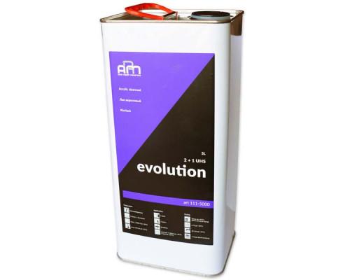 Лак UHS 2+1 EVOLUTION акриловый с отвердителем ARM (5л+2,5л)