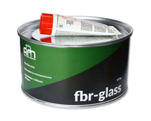 Шпатлевка со стекловолокном FBR-GLASS ARM (1,8кг)