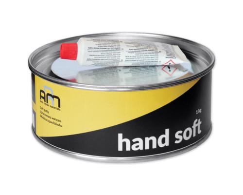 Шпатлевка мягкая HAND SOFT ARM (1,0кг)
