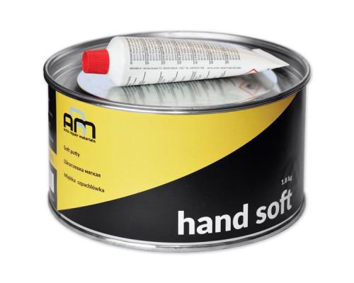 Шпатлевка мягкая HAND SOFT ARM (1,8кг)