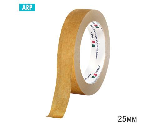 Малярная лента 25мм*40м коричневая 80°C ARP