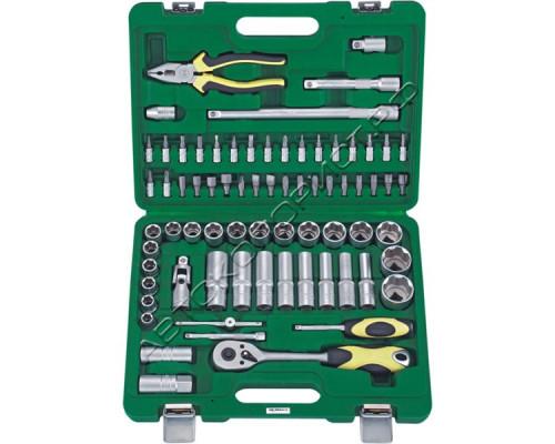 Набор инструмента 72 предмета AUTO (AA-C1412L72) Арсенал