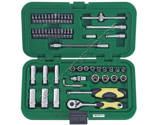 Набор инструмента 56 предметов AUTO (AA-C14L56) Арсенал
