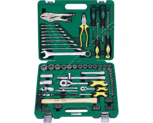 Набор инструмента 77 предметов AUTO (AA-C1412L77) Арсенал