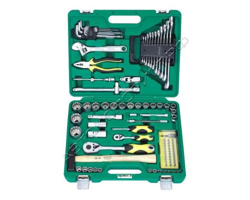 Набор инструмента 98 предметов AUTO (AA-C1412L98) Арсенал