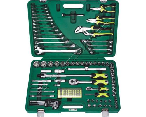 Набор инструмента 117 предметов AUTO (AA-C1412P117) Арсенал