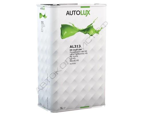 Прозрачный лак HS 2K без отвердителя AUTOLUX (5л)