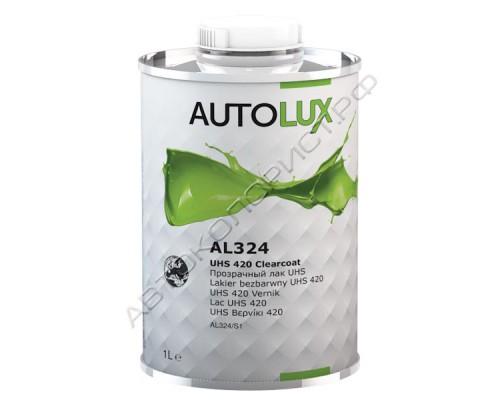 Прозрачный лак UHS 2K без отвердителя AUTOLUX (1л)