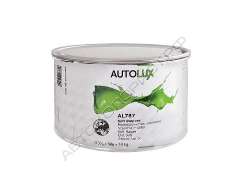Шпатлевка мелкозернистая SOFT Autolux (1,8 кг)