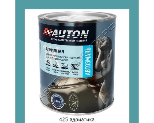 425 адриатика алкидная автоэмаль AUTON (0,8л)