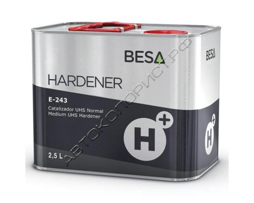 Отвердитель E-243 стандартный для лака UHS BESA (2,5л)