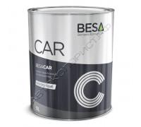 Грунт 4+1 серый 7040 HS толстослойный акриловый без отвердителя BESA (1л)