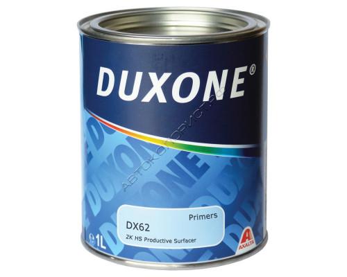 Грунт 2+1 серый HS акриловый DX-62 без отвердителя DUXONE (1л)