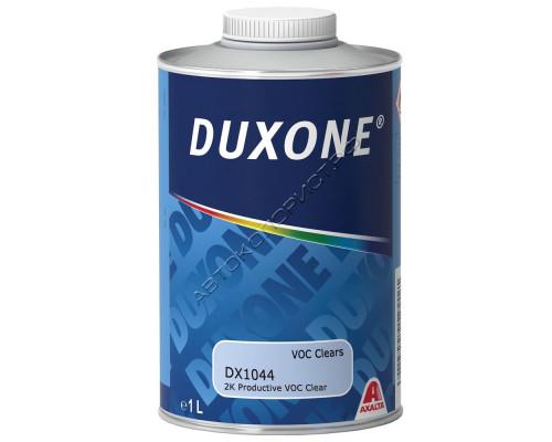 Лак DX-1044 НS 2+1 быстрый без отвердителя DUXONE (1л)