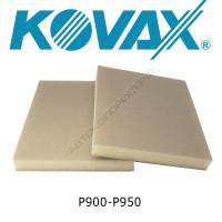 Губка абразивная двухсторонняя P 900-950 MICROFINE бежевая 123х98х13мм KOVAX