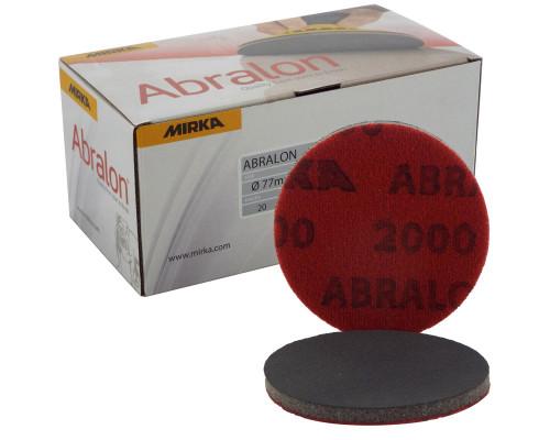Круг абразивный P2000 150мм ABRALON MIRKA