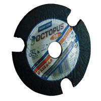 Диск зачистной P36 125мм по металлу OCTOPUS NORTON