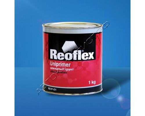 Грунт серый антикоррозионный алкидный UNIPRAIMER REOFLEX (1кг)