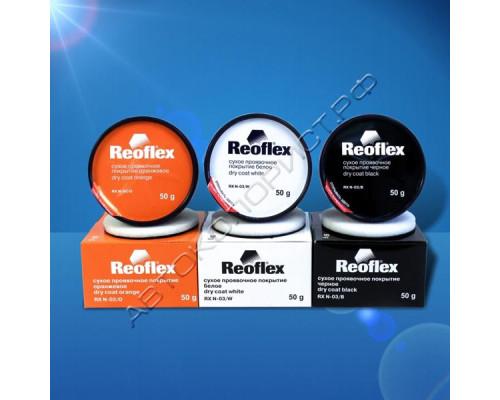Проявочное покрытие сухое картридж черный REOFLEX (50гр)