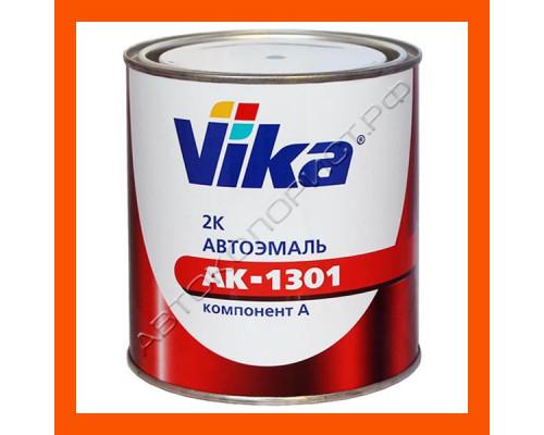 1025 оранжевая акриловая автоэмаль АК-1301 VIKA (0,85кг)