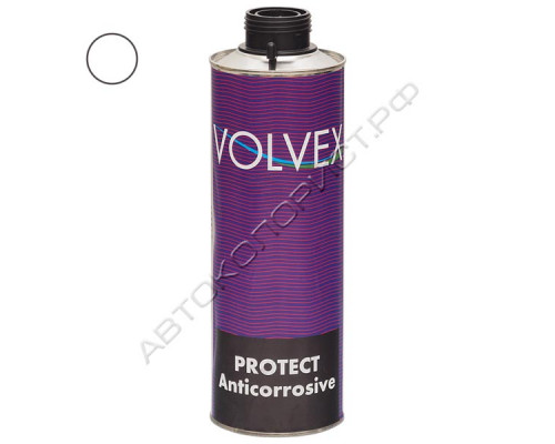 Антигравий Anticorrosive Protection (белый) VOLVEX (1кг)