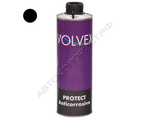 Антигравий Anticorrosive Protection (черный) VOLVEX (1кг)