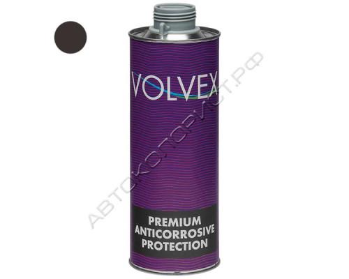 Антигравий Premium Anticorrosive Protection (черный) VOLVEX (1кг)