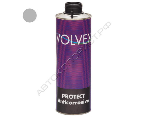 Антигравий Anticorrosive Protection (серый) VOLVEX (1кг)