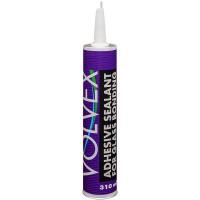 Клей-герметик полиуретановый для ветрового стекла VOLVEX (310мл)