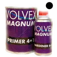 Грунт 4+1 HS черный акриловый MAGNUM VOLVEX (0,8л + 0,2л)