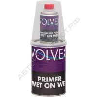2К Грунт-наполнитель 6+1 Wet On Wet VOLVEX с отвердителем (0,9л + 0,15л)