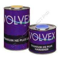 Лак TITANIUM HS PLUS LACK акриловый с отвердителем VOLVEX (1л+0,5л)