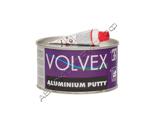 Шпатлевка Aluminium Putty VOLVEX (1,8кг)