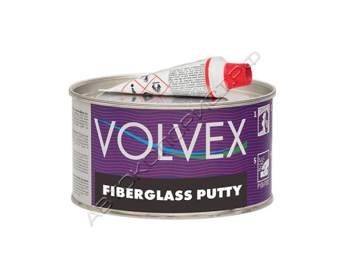 Шпатлевка Fiberglass Putty VOLVEX (4,0кг)