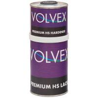 Лак PREMIUM HS акриловый с отвердителем VOLVEX (1л+0,5л)