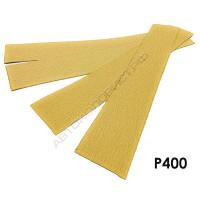 Полоска абразивная P400 70х420мм без отверстий VX-GOLD